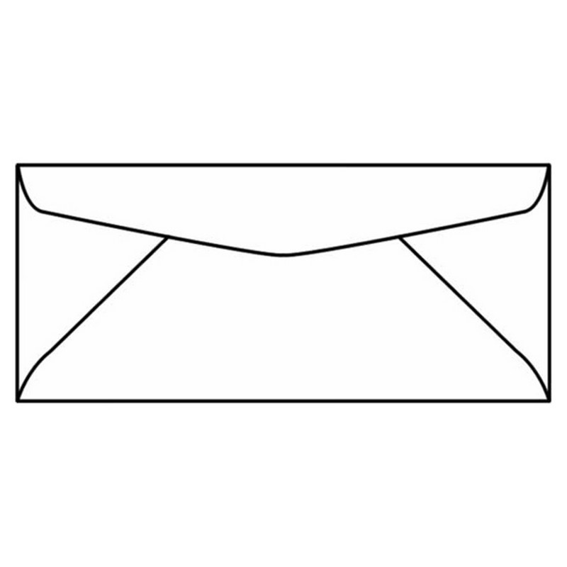 E-2584 Business Envelopes