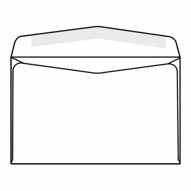 machine insertable envelopes