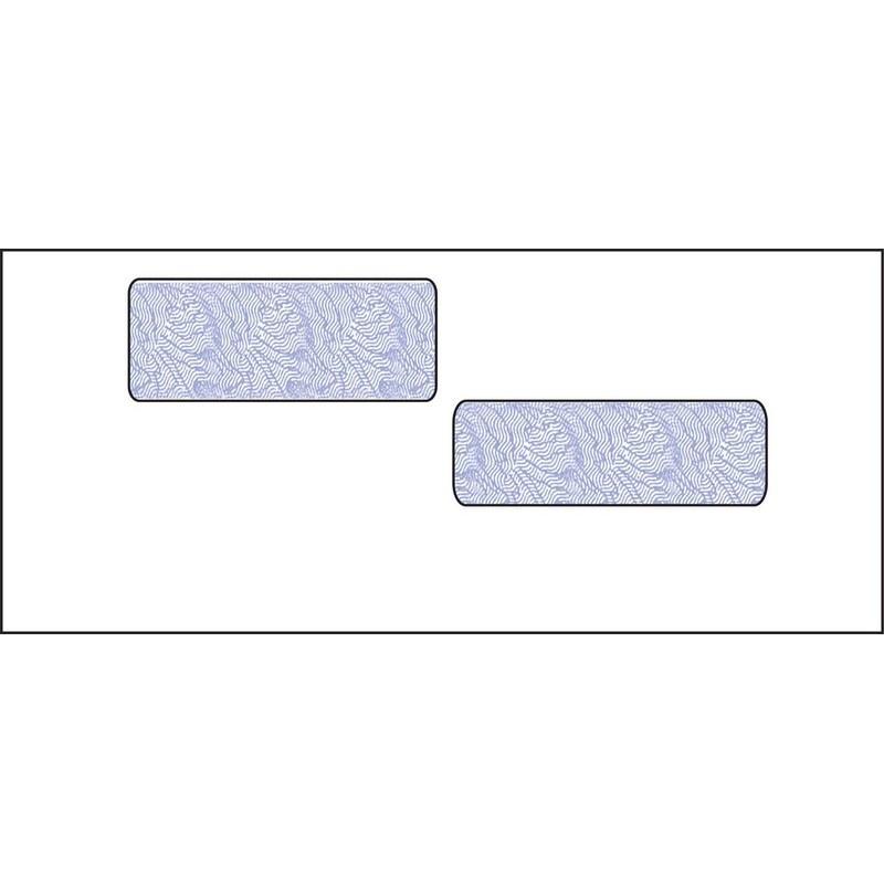 10 double window envelope 4 1 8 x 9 1 2 24 white for 10 window envelope