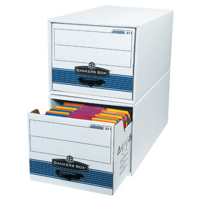 Letter Size Stor Drawer Steel Plus File Storage Boxes Box