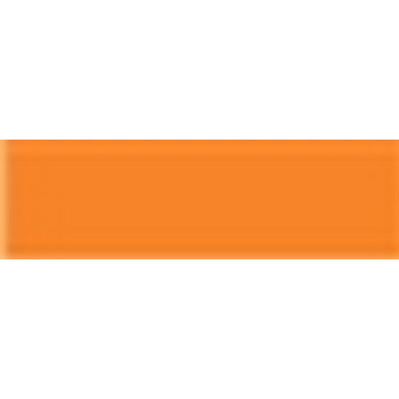 ifc 8100 compatible solid orange labels unlaminated stock