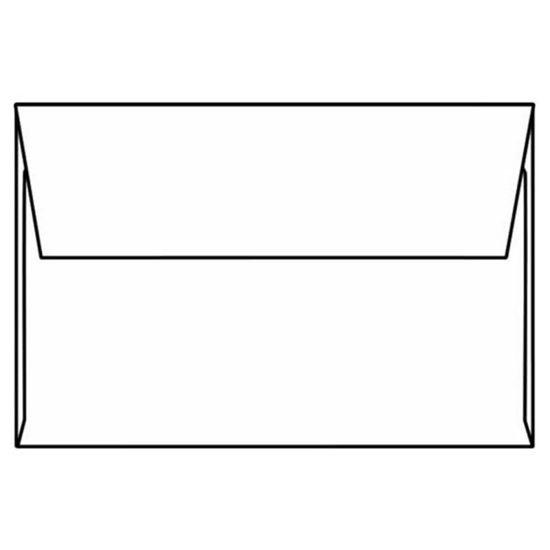 open side real estate envelopes 10 x 15 100 white tag smooth