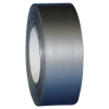 1/2  x 60 Yd General Purpose Silver Cloth Duct Tape (Case of 96 Rolls) 1/2  x 60 Yd General Purpose Silver Cloth Duct Tape is Used for sealing duct work, carpet installation, all-purpose patch tape for metal and plastic, and hang and splice heavy sheets of poly. This General Purpose Silver Cloth Duct Tape uses a Rubber Adhesive application. With a tensile strength of 20 lbs/in., 8 mil thick tape features 35 oz/in. of adhesion and an elongation of 8%. General Purpose Silver Cloth Duct Tape can also withstand temperatures ranging from 32° - 200° Fahrenheit. This is a An all-purpose polycoated waterproof cloth tape with a natural rubber adhesive. Available in silver only.