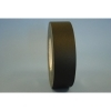 1  x 60 Yd Black Vinyl Coated Colored Cloth Duct Tape (Gaffers Tape) (Case of 48 Rolls) 1  x 60 Yd Black Vinyl Coated Colored Cloth Duct Tape is Used for gaffers tape on floors and stages, and to hold wiring, lighting and props, low light reflection, book binding, cable wrapping, harness tape, and seal drums and pails. This Vinyl Coated Colored Cloth Duct Tape (Gaffers Tape) uses a Rubber Adhesive application. With a tensile strength of 48 lbs/in., 11 mil thick tape features 28 oz/in. of adhesion and an elongation of 4%. Vinyl Coated Colored Cloth Duct Tape (Gaffers Tape) can also withstand temperatures ranging from 32° - 160° Fahrenheit. This is available in 9 colors, this premium quality vinyl coated cloth tape is waterproof, very durable and abrasion resistant. It offers a clean removal and is used where high adhesion an tensile strength are required.